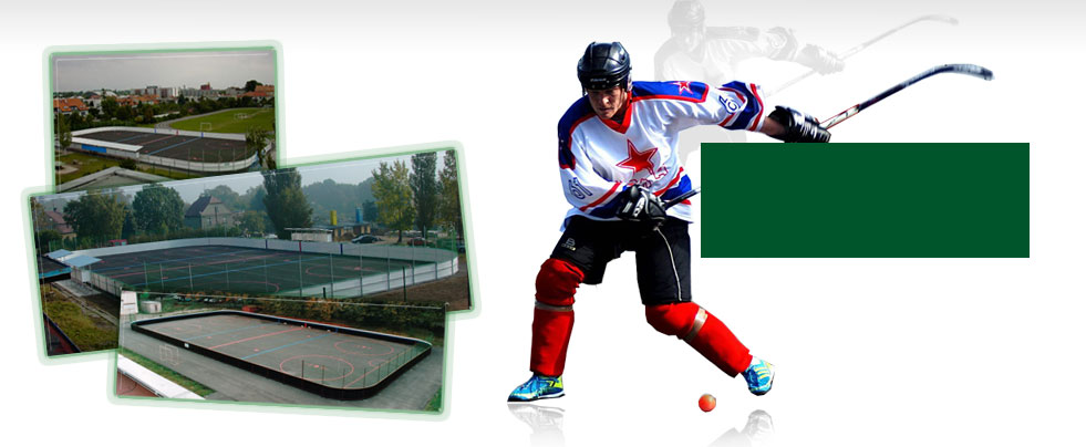 Streethockey, In-line rinks
